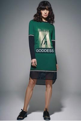 Спортивное платье М-660