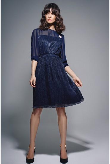 Романтичное платье М-706