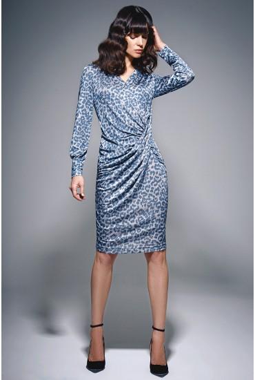 Облегающее платье М-738