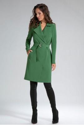 Платье с поясом М-11-84