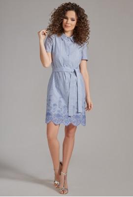 Платье-халат М-86-33