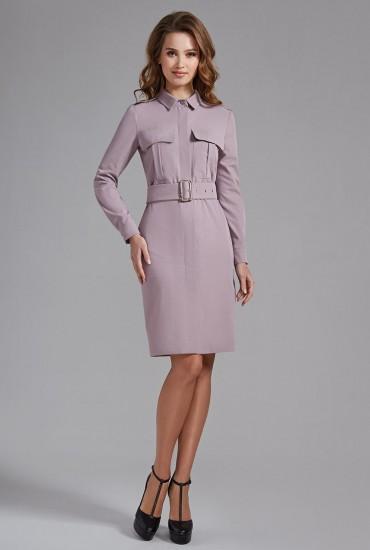 Платье –рубашка М-9955