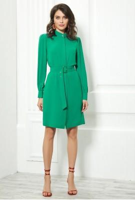 Платье с поясом  М-957