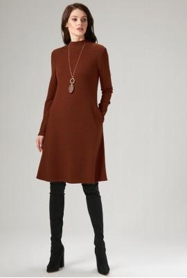 Платье с кулоном М-1110