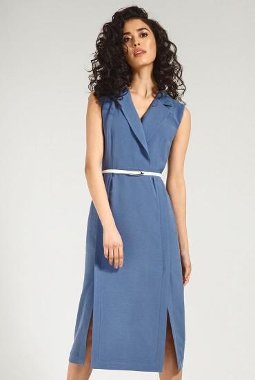 Летнее платье миди  М-831
