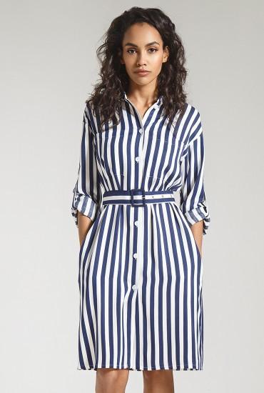 Платье-рубашка  М-779